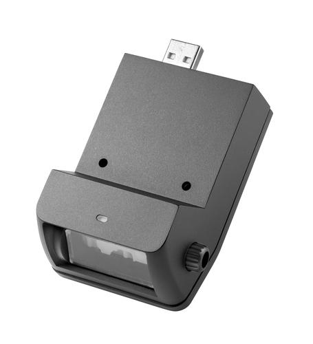 HP RP9 geïntegreerde barcodescanner, onder