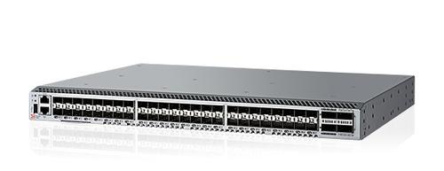 Brocade G620 Managed 10G Ethernet (100/1000/10000) Black 1U