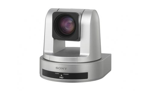 Sony SRG-120DS IP security camera Binnen & buiten Doos Zilver bewakingscamera
