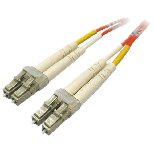 DELL 470-AAYQ 3m LC LC Orange, White fiber optic cable
