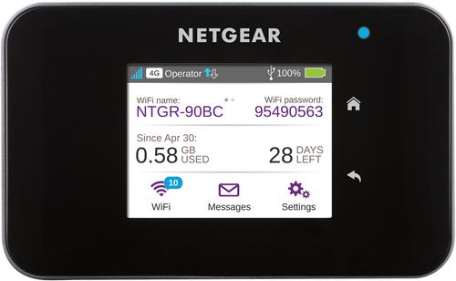 Netgear AirCard 810 Cellular network modem/router