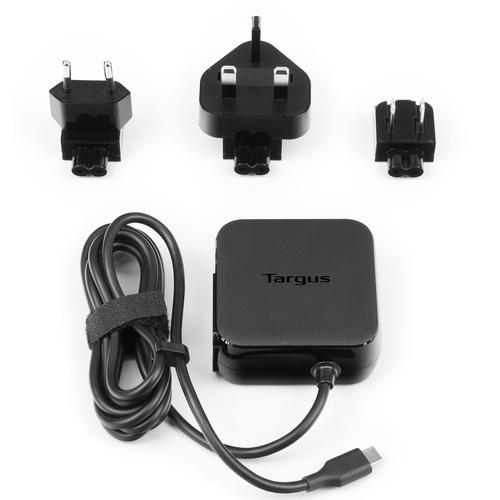 Targus APA95EU mobile device charger Indoor Black