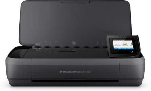 HP OfficeJet 250 Thermische inkjet A4 4800 x 1200 DPI 10 ppm Wifi