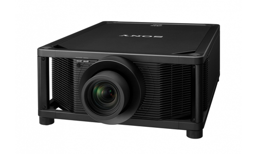 Sony VPL-GTZ280 beamer/projector Desktopprojector 2000 ANSI lumens SXRD DCI 4K (4096x2160) Zwart