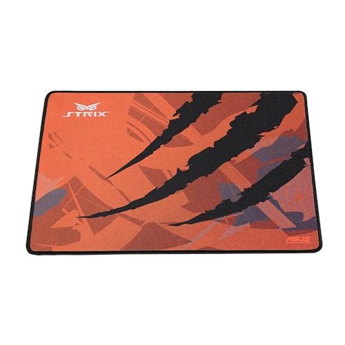 ASUS Strix Glide Speed Zwart, Blauw, Oranje, Rood Game-muismat