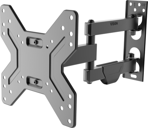 """Vision VFM-WA2X2 tv-bevestiging 101,6 cm (40"""") Zwart"""