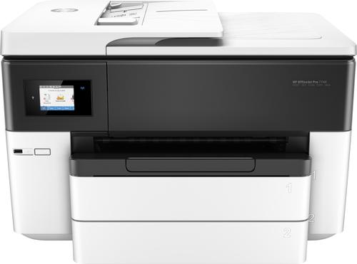 HP OfficeJet Pro 7740 Thermische inkjet A3 4800 x 1200 DPI 22 ppm Wifi