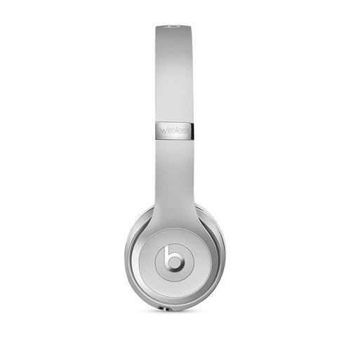 Apple Beats Solo3 Wireless Headset Hoofdband 3,5mm-connector Bluetooth Zilver