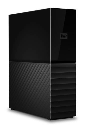 Western Digital My Book external hard drive 8000 GB Black