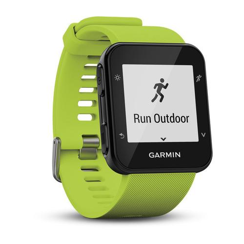 Garmin Forerunner 35 Bluetooth Zwart, Groen sport horloge