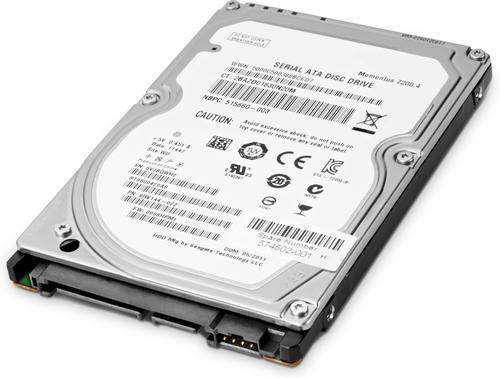 HP 1-TB Enterprise SATA 7200 schijf