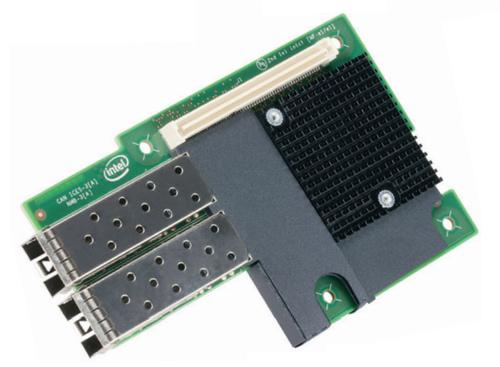 Intel X520DA2OCPG2P20 netwerkkaart Intern Fiber 10000 Mbit/s