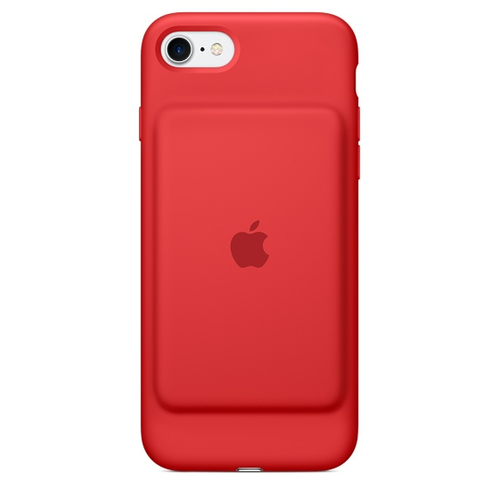 """Apple MN022ZM/A 4.7"""" Cover Red mobile phone case"""