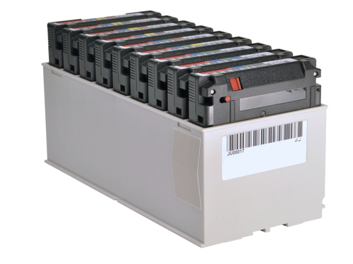 HP TS1150 25 TB RW Custom Labelled Terapack (9 pack) 10000GB Tape Cartridge 12.65mm