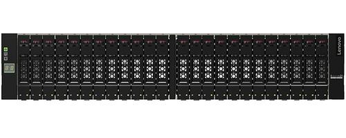 Lenovo D1212 disk array Zwart