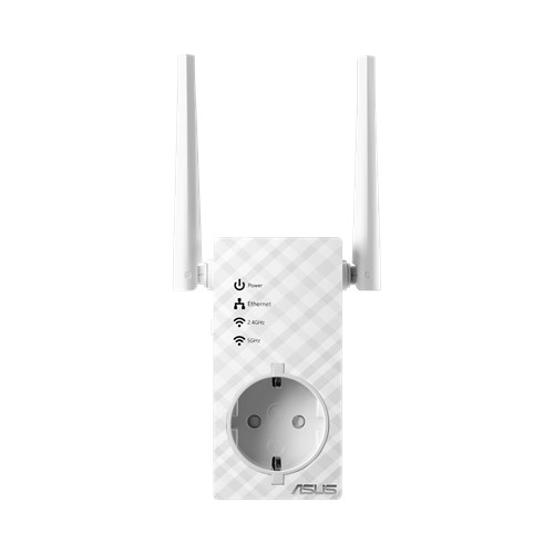 ASUS RP-AC53 wireless access point 433 Mbit/s White