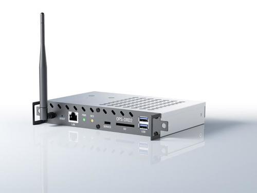 NEC 100014295 PC's/werkstation DDR3-SDRAM S905 Amlogic 2 GB 32 GB Flash Android 5.1 Zwart, Wit