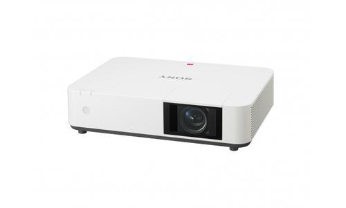 Sony VPL-PWZ10 beamer/projector Desktopprojector 5000 ANSI lumens 3LCD WXGA (1280x800) Wit