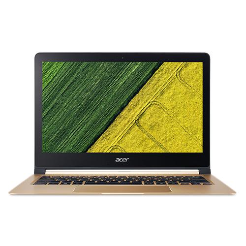 """Acer Swift 713-51-M0PP 1.20GHz i5-7Y54 13.3"""" 1920 x 1080pixels Gold Notebook"""