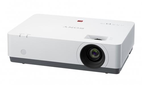Sony VPL-EW435 beamer/projector 3100 ANSI lumens 3LCD WXGA (1280x800) Desktopprojector Zwart, Wit
