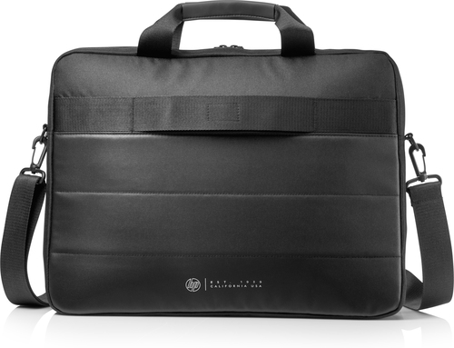 """HP 15.6"""" Classic Briefcase 15.6"""" Aktetas Zwart"""