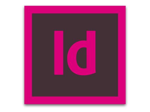 Adobe InDesign CC 1 licentie(s) Engels