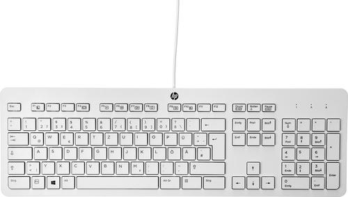 HP USB Business plat (grijs) toetsenbord