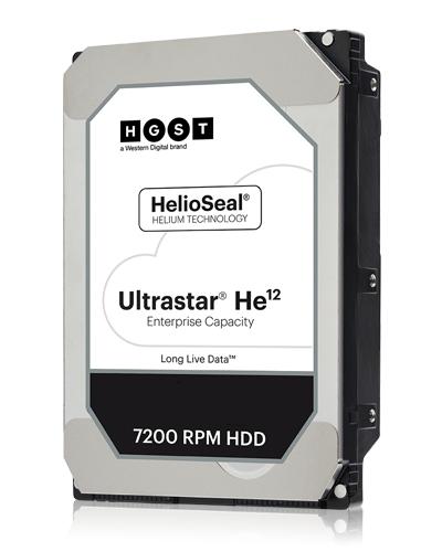 "Western Digital Ultrastar He12 3.5"" 12000 GB Serial ATA"