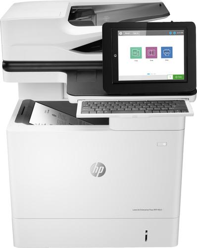 HP LaserJet Enterprise M631h Laser 1200 x 1200 DPI 55 ppm A4
