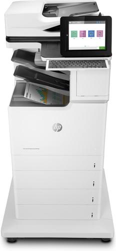 HP Flow MFP M681z Laser 1200 x 1200 DPI 47 ppm A4