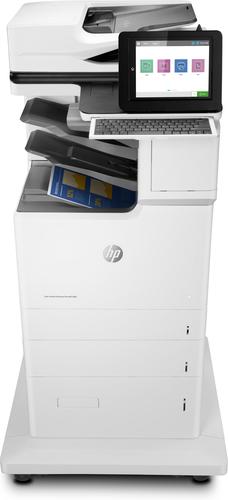 HP LaserJet Enterprise M682z Laser 1200 x 1200 DPI 60 ppm A4 Wi-Fi