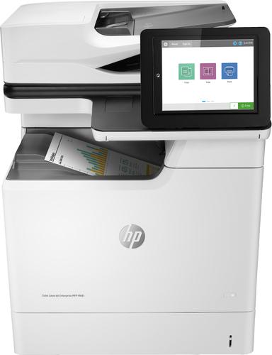 HP Color LaserJet Enterprise MFP M681dh Laser 1200 x 1200 DPI 47 ppm A4