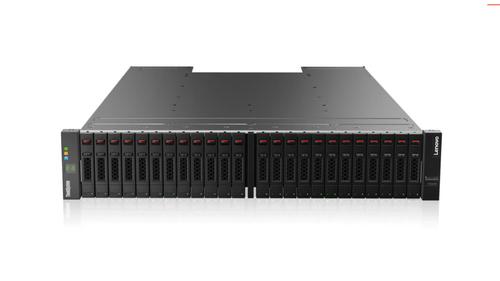 Lenovo DS4200 SFF SAS DUAL CONTR disk array Rack (2U) Zwart, Roestvrijstaal