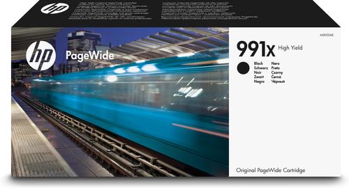 HP Originele 991X zwarte high-capacity PageWide cartridge