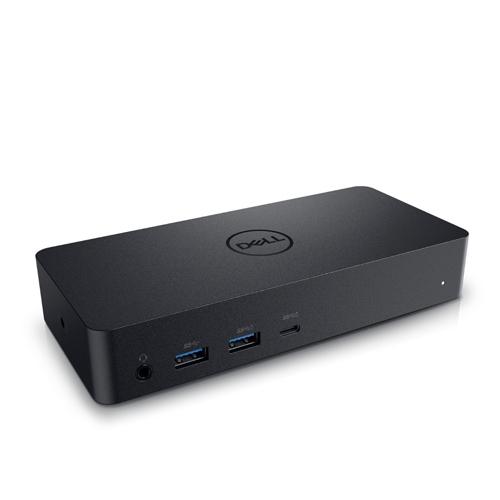 DELL D6000 Wired USB 3.2 Gen 1 (3.1 Gen 1) Type-C Black