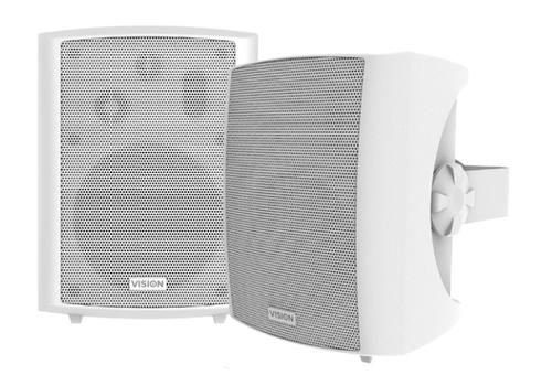Vision SP-1800PBT loudspeaker White 60 W