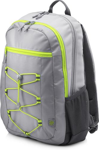 HP Active (Grey/Neon Yellow) rugzak Stof/Weefsel Grijs, Geel
