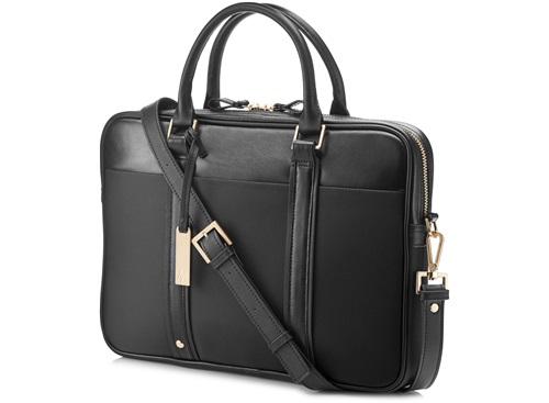"HP Spectre Slim Topload notebook case 35.6 cm (14"") Sleeve case Black"