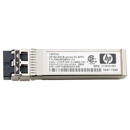 Hewlett Packard Enterprise MSA 16Gb Short Wave Fibre Channel SFP+ 4-pack Fiber optic 850nm 16000Mbit/s SFP+ network transceiver