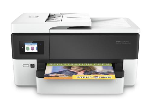 HP OfficeJet Pro 7720 Wide Format AiO 4800 x 1200DPI Thermische inkjet A3 22ppm Wi-Fi