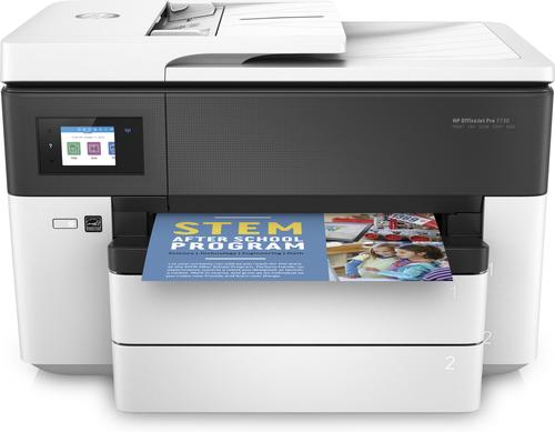 HP OfficeJet Pro 7730 Wide Format 4800 x 1200DPI Thermische inkjet A3 22ppm Wi-Fi