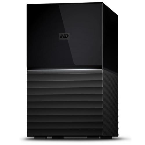 Western Digital My Book Duo disk array 8 TB Desktop Black