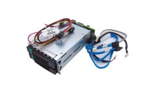 "Intel 2U Rear Hot-swap Dual Drive Cage Upgrade Kit A2UREARHSDK2 2.5"""" Carrier panel Black,Grey"