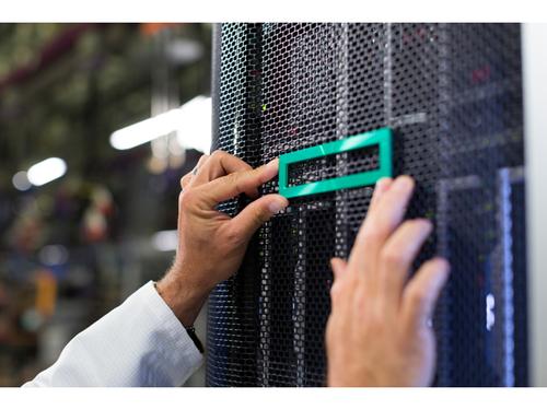 Hewlett Packard Enterprise .