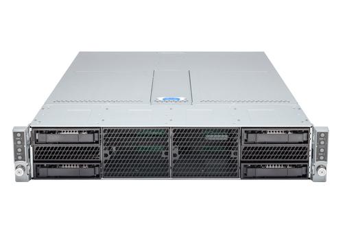 Intel H2204XXLRE Rack (2U)