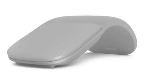Microsoft Surface Arc Bluetooth BlueTrack Ambidextrous Grijs muis