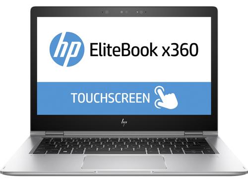 "HP EliteBook x360 1030 G2 2.8GHz i7-7600U 13.3"" 1920 x 1080Pixels Touchscreen Zilver Notebook"