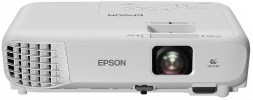 Epson EB-W05 data projector Desktop projector 3300 ANSI lumens 3LCD WXGA (1280x800) White
