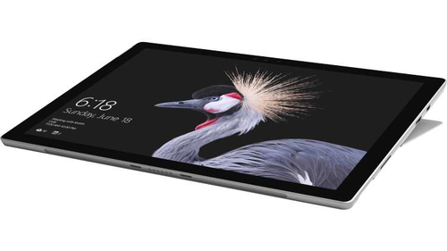 Microsoft Surface New Pro LTE 128GB 4G Black, Silver tablet