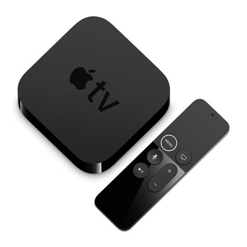 Apple TV Zwart Full HD 32 GB Wi-Fi Ethernet LAN